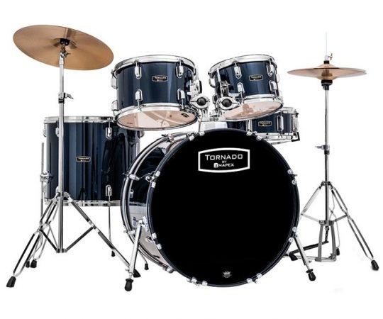 Perkusje Mapex – klasyczne, elektroniczne i akustyczne