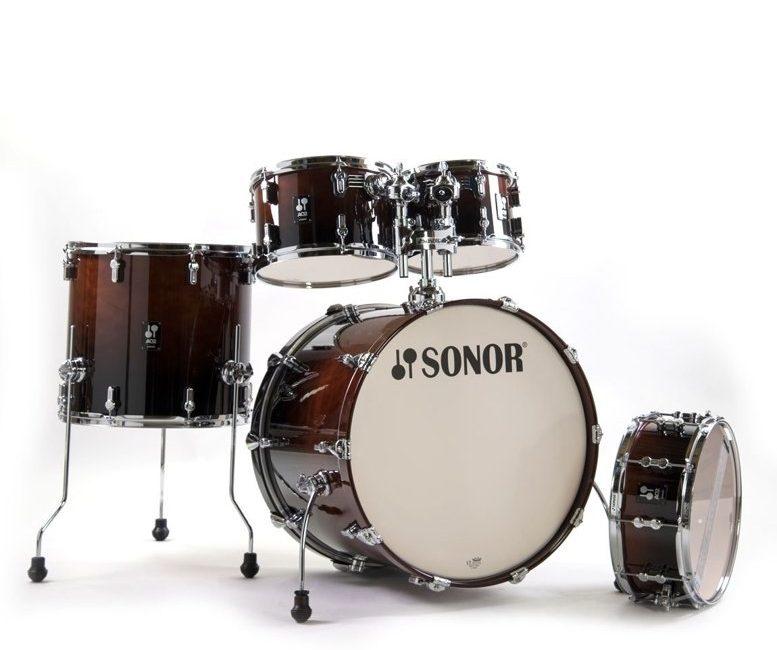 Perkusja Sonor – produkowana z dbałością o szczegóły